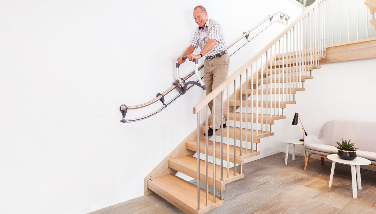 Picture of: Assistep Trappeassistenten